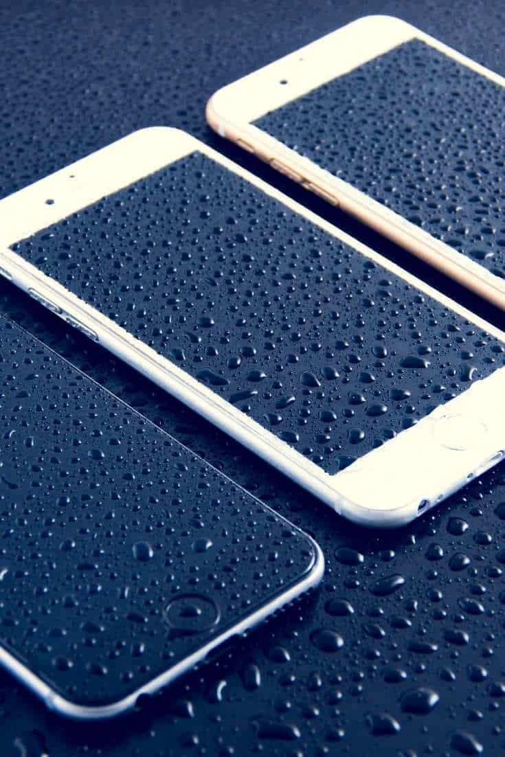 ¿Sabías que tu iPhone mojado tiene reparación?