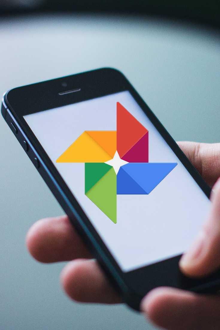 configurar fotos whatsapp google fotos